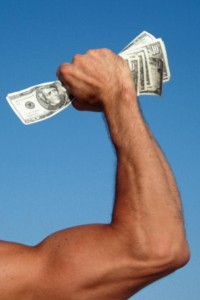 personal trainer money