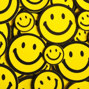 Yellow smileys