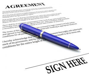 Business partners need a written agreement in case the partnership fails